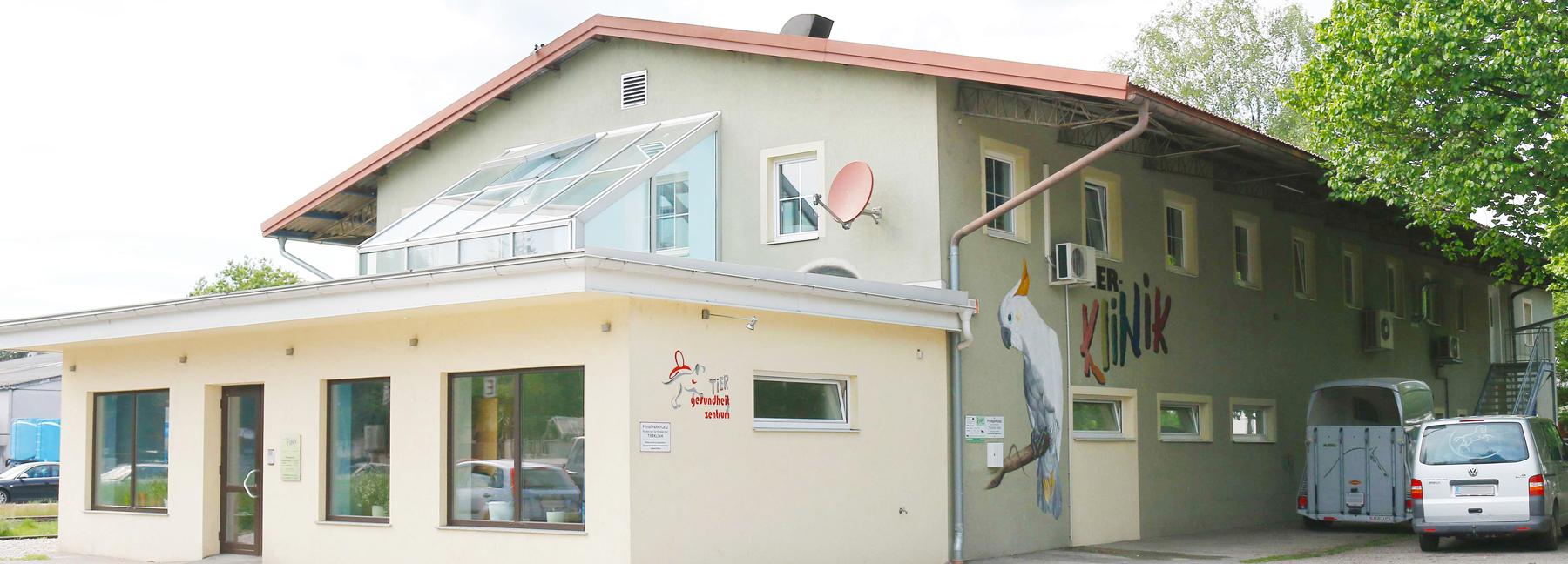 Tierklinik Wels Standort